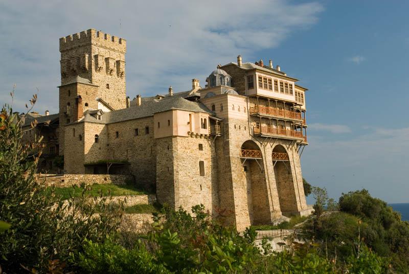 Mount Athos  The Monas...
